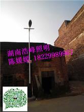 湖南永州光伏太阳能路灯报价蓝山县太阳能路灯厂家排名