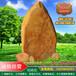 云南公司大型招牌石村牌地名石云南景区园林黄蜡石小区文化景观石