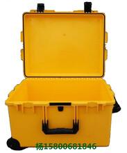 三军行M2750迷彩PP塑料箱仪器工具设备箱防水防震防摔抗挤压