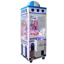 抓娃娃展鸿图动漫娃娃机价格加盟图片