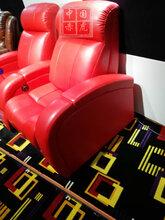 佛山赤虎厂家专业生产现代影院沙发座椅高端真皮电动USB接口功能沙发太空舱真皮沙发图片