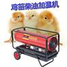 鸡苗加温只需一台柴油热风机