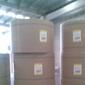 东莞英超供应175克玖龙牛卡纸进口包装牛卡纸纸盒专业黄牛卡纸