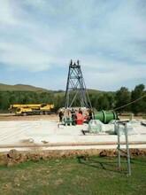 JK矿井提升机矿用天轮绞车配件2米绞车图片