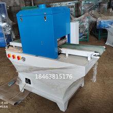 四面砂光机,就是利用砂带、砂布(纸)砂光工件表面的木工机床图片