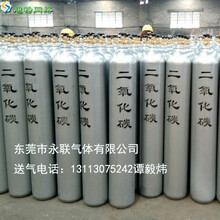 虎门二氧化碳厂家直销推荐永联气体图片