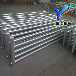 供应D133-4500-5光排管散热器光面管暖气片