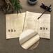 复古诗贴帖四尺对开条屏仿绢布半生熟宣纸书法创作