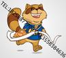 杭州卡通吉祥物设计专业订制尽在玄猫动画图片