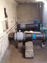 遼寧DN100管徑熱水管道流量計HLLD型電磁流量計圖片