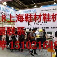 2018上海全自动鞋机展官网