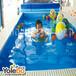 河南南阳智能一体池厂家供货儿童游泳池设备