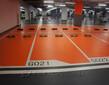 环氧地坪人造草坪塑胶地板篮球场交通马路划线