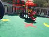 上海小区塑胶地坪生产施工厂家