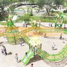 无动力游乐设施趣味景区无动力游乐园儿童项目厂家非标定制直销