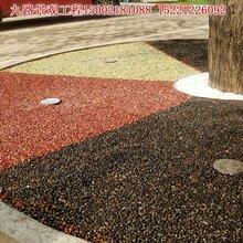水泥压膜地坪彩色压膜地面水泥压膜地面