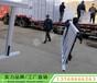 文昌道路防眩光面包管供應商文城市政護欄人車分流欄桿