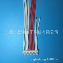 线束线材加工厂专业提供红黑端子线汽车端子线加工