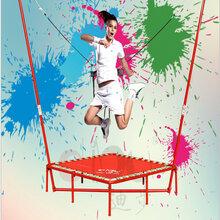 定制小型游乐设备各种儿童弹跳蹦极图片