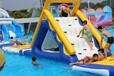 水上乐园水上闯关水上设备水上冲关水上游泳池水池乐园