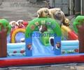 儿童充气城堡室外大型蹦蹦床滑梯淘气堡乐园