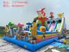 恒泰华充气蹦蹦床价格充气城堡价格充气城堡新款式儿童充气玩具多少钱?