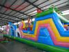 广州儿童充气城堡厂家新款充气蹦蹦床报价恒泰华厂家供应儿童室内跳跳床