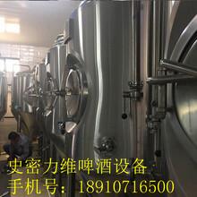 内蒙古自酿啤酒设备厂家,精酿啤酒设备厂家,小型啤酒设备多少钱