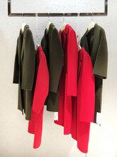 哪有羊绒大衣尾货货源批发?