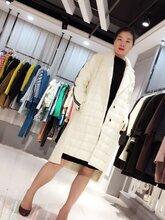 厂家直销阿尔巴卡羊驼绒大衣品牌女装尾货批发