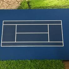 丙烯酸球场,丙烯酸球场材料,塑胶跑道材料,硅pu材料,复合型塑胶跑道