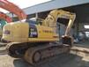出售二手小松240-8挖掘机,车况性能好全国包送手续齐全