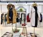 香港原創設計女裝歐絲蒂雅文冬裝專柜女裝尾貨山東女裝批發