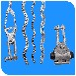 电力金具线路金具厂家价格直线用悬垂线夹直线金具悬垂金具