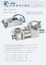 UBA高精密定量灌装泵