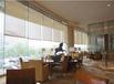 深圳盐田区写字楼窗帘卷帘安装沙头角宾馆附近遮光遮阳隔热窗帘定制安装