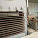處理小型48尺400噸二手多層熱壓機橫向木工熱壓機