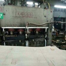 无锡产48尺2000吨二手贴面热压机转让图片