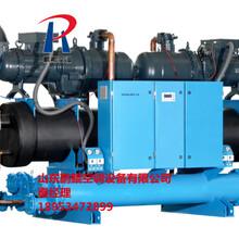 山东德州水冷冷水机组厂家定制安装图片