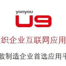用友U9-erp管理系统软件财务管理软件