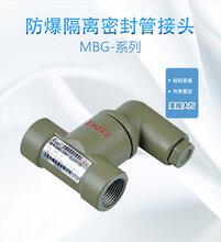 正品MBG-系列防爆隔離密封管接頭供應商信賴防爆云平臺圖片