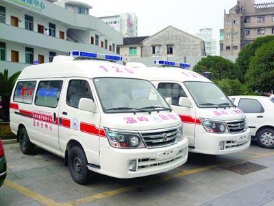 巴中私人救護車租賃出院轉院