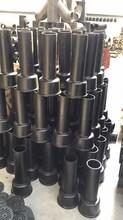 供应柔性抗震铸铁排水管国标W型A型B型铸铁管及管件规格齐全