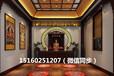 厂家寺庙吊顶佛堂天花板宗祠地宫中式装修装饰古建筑彩绘