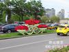 花盆,景观花架,艺术花架,大型花架,铁艺花架供应商