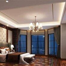 独栋别墅室内装修注意欧式独栋别墅室内装修设计