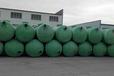 云南玻璃钢化粪池昆明污水处理设备厂家