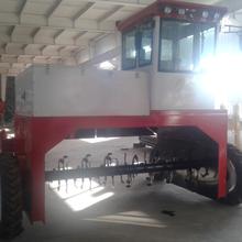 禾盛YFFD-2300型翻堆机有机肥设备有机肥生产线有机肥生产设备