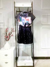 时尚高端大气品牌女装地素品牌折扣女装批发一手货源