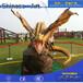 自貢華藝科創制造仿真恐龍仿真西方龍模型